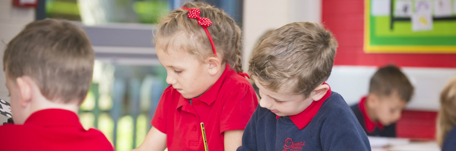 Oundle CE Primary School Home Learning Guide