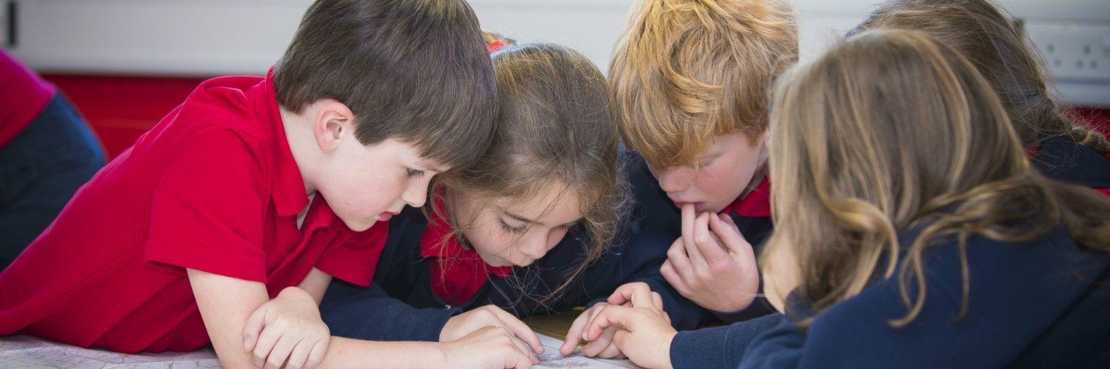 Oundle CE Primary School Parent Feedback